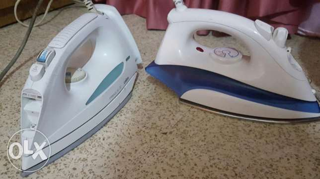 2 irons for sale just 15$