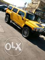 Hummer 2006.yellow color.