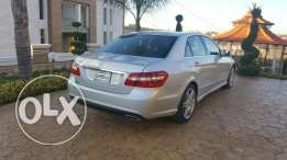 E350 4matic amg model 2010 for sale