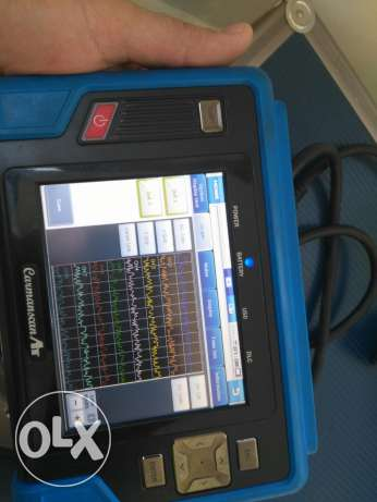 Scanner _ Carmanscan AT (touch screen)