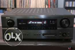 Denon amplifier reciever