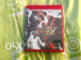 street fighter IV used