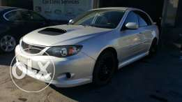 Subaru wrx 2009 modified