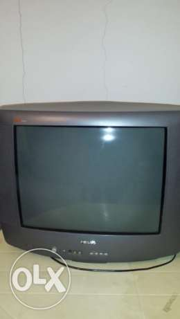Philips used TV in good working condition