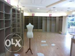Shop for RENT - Ashrafieh 360 SQM
