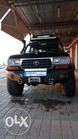 Land cruiser FJ 80