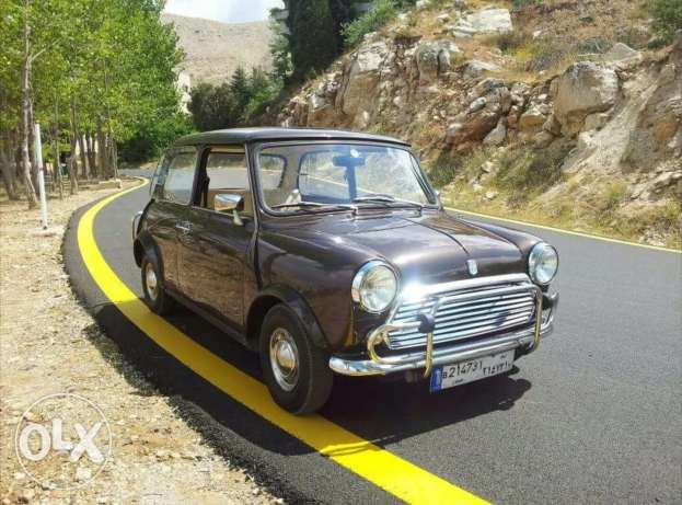 Mini cooper innocenti minth condition