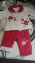 Clothes 4 girl from 6 to 12 month