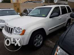 2010 jeep grand cherokee laredo white 4x4