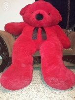 Red bear very good quality