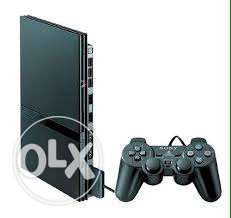 playstation 2 in a good condition for salr