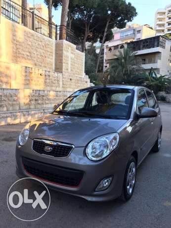 Kia Picanto EX 2011 Full Options ABS & Airbag