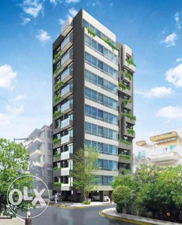 New Apartment Achrafieh 3 master bedrooms + 2 parkings