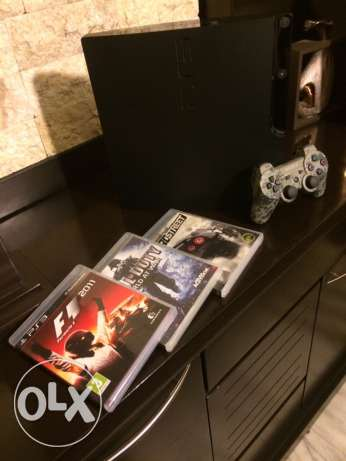 ps3 for sale kter ndef ma3 3cds راس  بيروت -  2