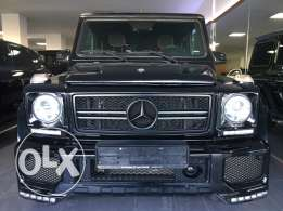 G 500 amg 63 package mod 2013