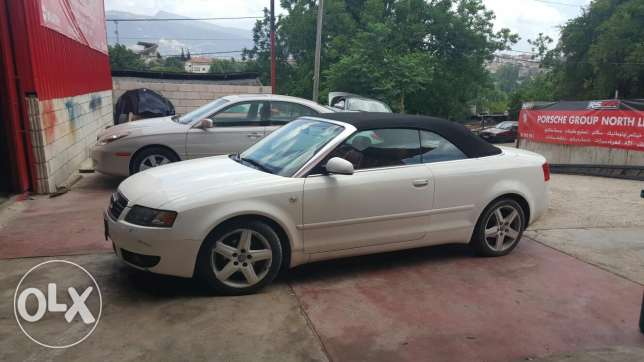 2005 Audi A4 Automatic very clean