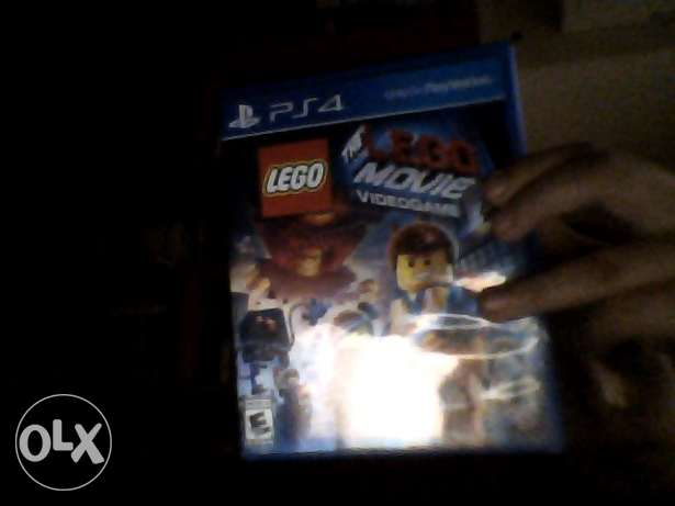 The Lego Movie game for ps4 راس  بيروت -  1