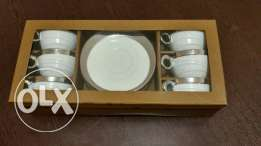Italian tea/ coffe cups6 pcs