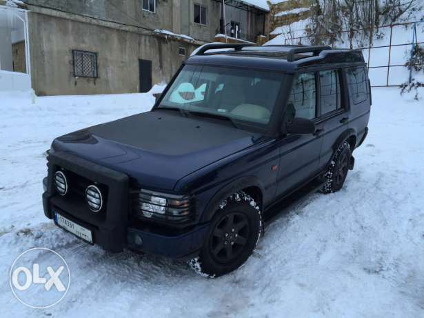 Land rover discovery 2 2004 زغرتا -  1