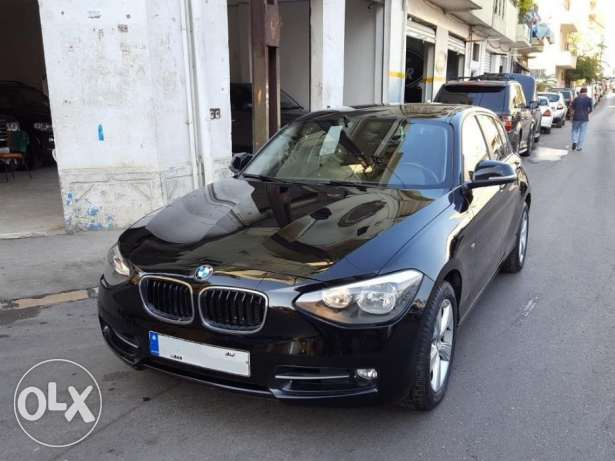 BMW 118 1.6L Twin Turbo Sport Bassoul& Hneine Warranty 0 Accidents أشرفية -  2