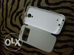 Samsung Galaxy S4 charging cover