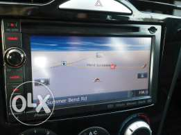 Pioneer touch screen