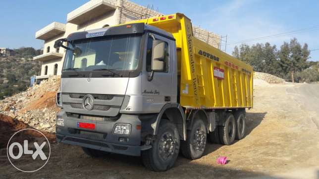 Mp2 4144 actros
