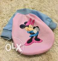 Minnie mouse hoodie for your cat or puppy