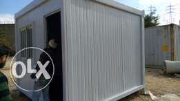 prefabricated office 9m2(3x3)