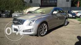 2013 Cadillac ATS with warranty