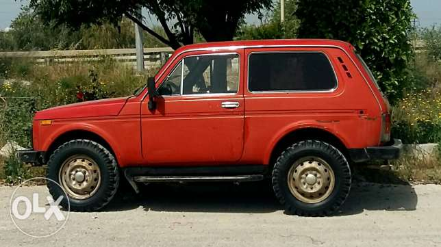Lada Niva 1995 very good condition. Mecanique 2017, msajal
