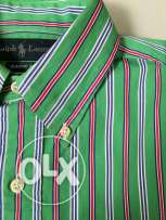 Authentic used Polo Ralph Lauren men's shirt S small classic fit