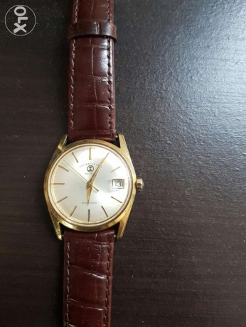 Favre- Leuba vintage watch - Gold Plated