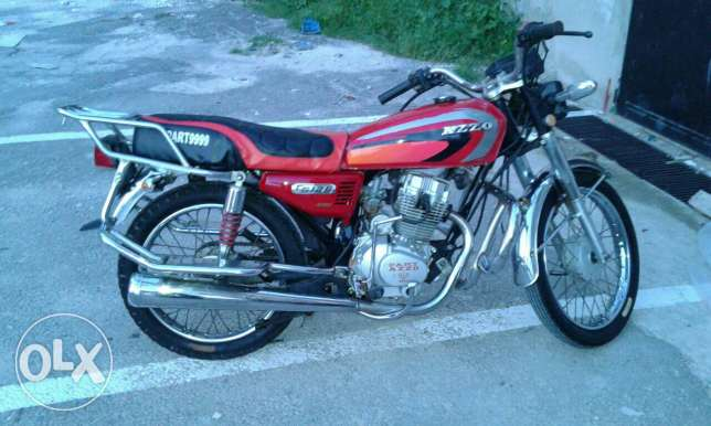 Motorcycle  cc 150