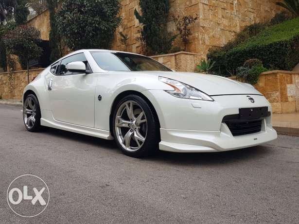 Nissan 370Z 2012 Nismo package