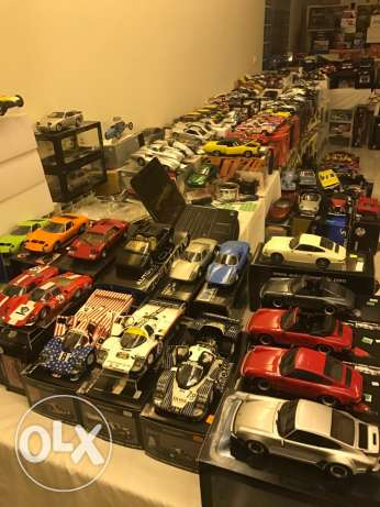 1:18 die-cast model cars for sale