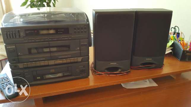 Stereo collection