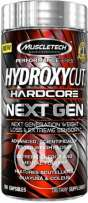 Hydroxycut hardcore next gen 100 capsules from USA
