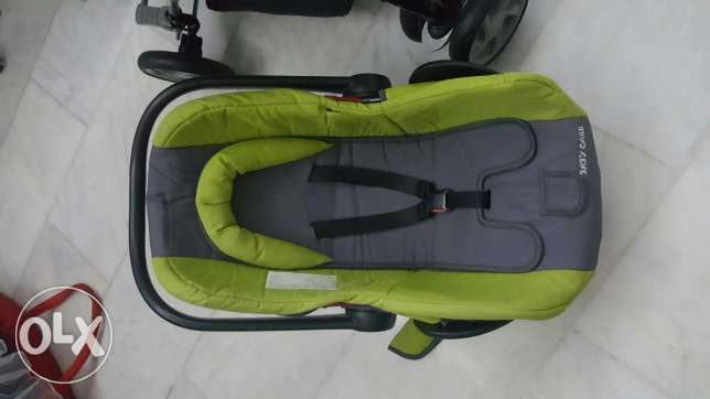 2in1 Stroller and car seat خلدة -  3