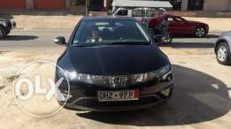 Honda Civic sport, Autogas, i-vtec, Tiptronic, Germany