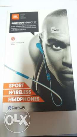 JBL Synchros earphone