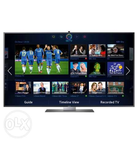 "samsung TV series 9 55"" smart 4k 3D"