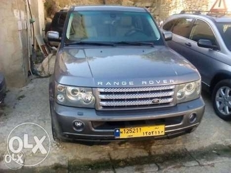 range rover,sport hse full options