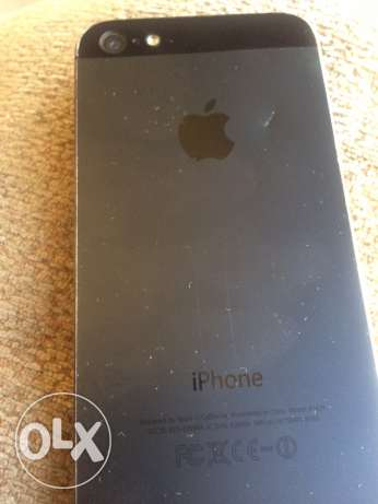 i phone 5 16 gega black color