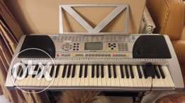 electronic orgue