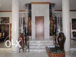 1000 Sqm Super Deluxe furnished Villa for sale in Mazraet al Hadira