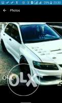 Evo 8 rs for sale