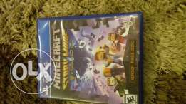 Ps4 game video(minecraft story mode)