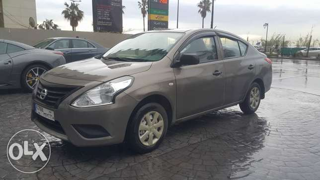 Nissan Sunny 2016 not so much used 13000KM one owner no accidents