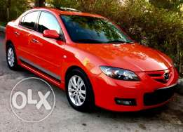 Mazda 3 2009 chrke Liban full automatic